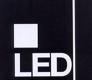 fassaden wand leuchten in led technik teil 4. Black Bedroom Furniture Sets. Home Design Ideas