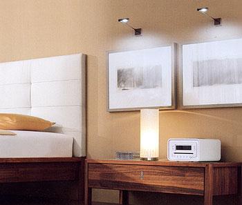 leuchten zum beleuchten von bildern. Black Bedroom Furniture Sets. Home Design Ideas