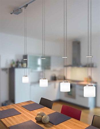 leuchten f r grosse tische teil 4. Black Bedroom Furniture Sets. Home Design Ideas