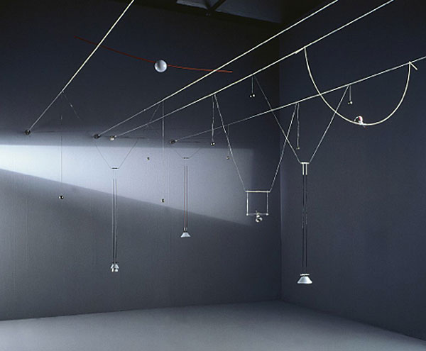 yayaho seilsystem von ingo maurer. Black Bedroom Furniture Sets. Home Design Ideas
